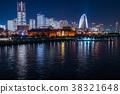 未來港 横滨 夜景 38321648