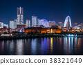 未來港 横滨 夜景 38321649