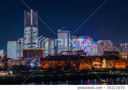 未來港 橫濱 夜景 38321650
