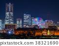 未來港 橫濱 夜景 38321690