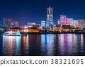 未來港 横滨 夜景 38321695