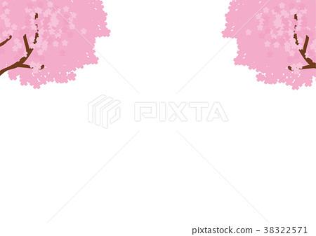 櫻花消息例證材料 38322571