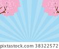 櫻花消息例證材料 38322572