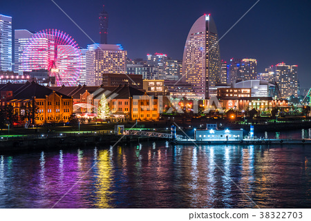 未來港 横滨 夜景 38322703