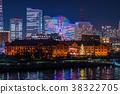 未來港 横滨 夜景 38322705