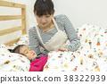 아이를 寝かしつける 보육사 38322939