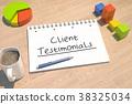 Client Testimonials 38325034