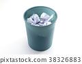 垃圾桶 38326883