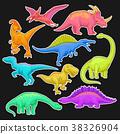 dinosaur, animal, reptile 38326904