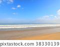바다, 해변, 비치 38330139