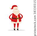 christmas, vector, cartoon 38330315