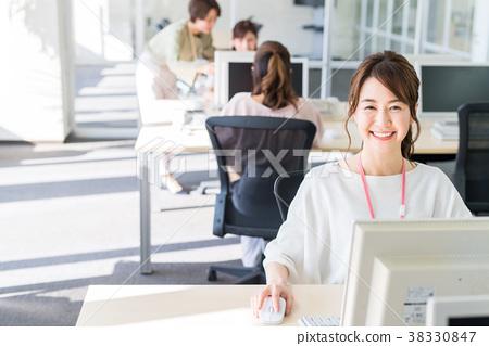 หญิงธุรกิจ 38330847