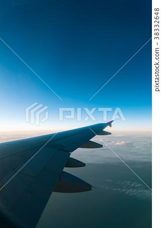 飛機,天空,旅行,出國,Airplane, Sky, Travel, Abroad 38332648