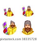 vector, avatar, pop 38335728