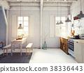 kitchen, interior, room 38336443