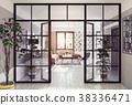 white, design, interior 38336471