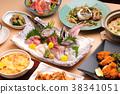 中式料理 料理 菜餚 38341051