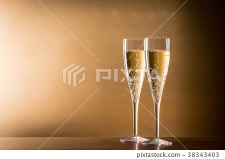 香檳,起泡酒 38343403