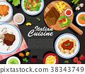 food menu background 38343749