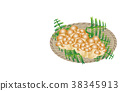 산나물 여러가지 맛 버섯 38345913