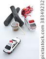 police car, ambulance, ambulances 38349232
