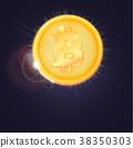 硬幣 錢幣 金色 38350303