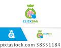 sack logo finger 38351184