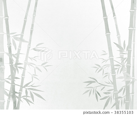 Bamboo forest bamboo texture 38355103