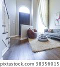 Living room interior design 38356015