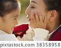 妈妈 父母身份 父母和小孩 38358958