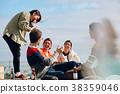 歐洲人 白種人 啤酒 38359046