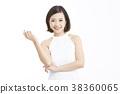 亚洲女性肖像系列 38360065