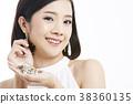 亞洲女性肖像系列 38360135