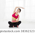 yoga,woman,exercise 38362323