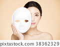 面具 面膜 口罩 38362329