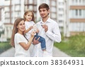 family, apartment, building 38364931