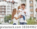 family, apartment, building 38364962