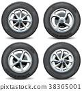 輪胎 輪子 車輪 38365001