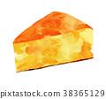 치즈 케이크 접시 없음 38365129