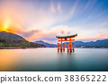 itsukushima, landscape, scenery 38365222