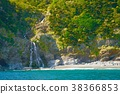 fall, waterfall, hidden location 38366853