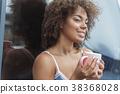 female, morning, tea 38368028