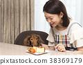กลุ่มสุนัขพันธุ์ดัชชุนและเพศหญิงขนาดเล็ก 38369179