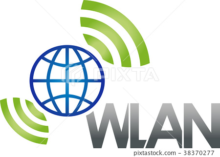 Globe, Wi Fi, Wi Fi Waves, Internet, Data, Logo 38370277