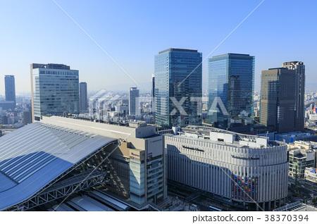 cityscape, city, buildings 38370394