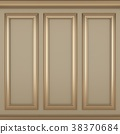 classical, cream, wall 38370684