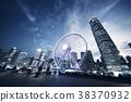 Observation Wheel, Hong Kong 38370932