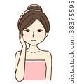 女性皮膚護理 38375595