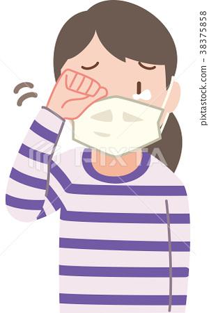 花粉过敏 过敏症 反感 38375858