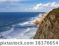 cabo da roca, cape, atlantic 38376654